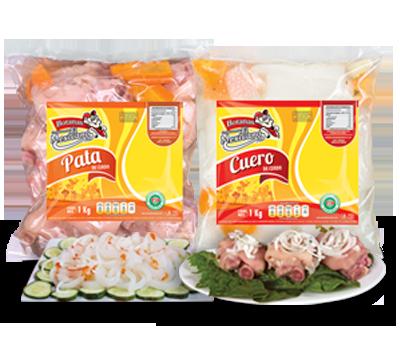 Productos Congelados - Más que buena carne Loydeal